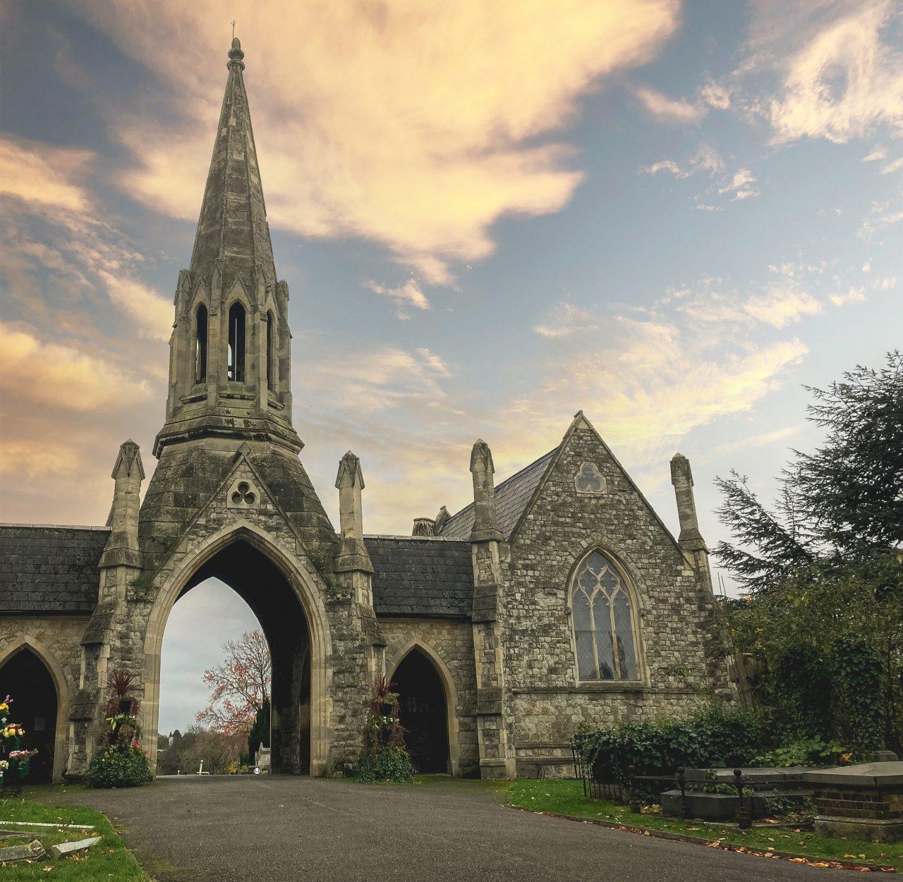 Kingston crematorium